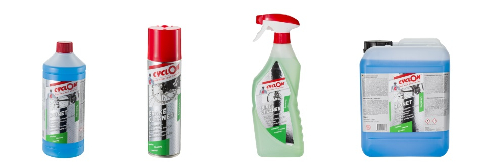 Cyclon Bike Cleaning Products