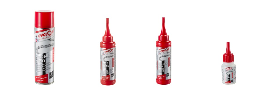 Cyclon Bike Lubrication Products